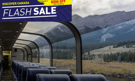 Travel Canada by Rail