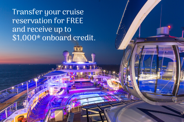 Cruise Reservation Transfer FAQS