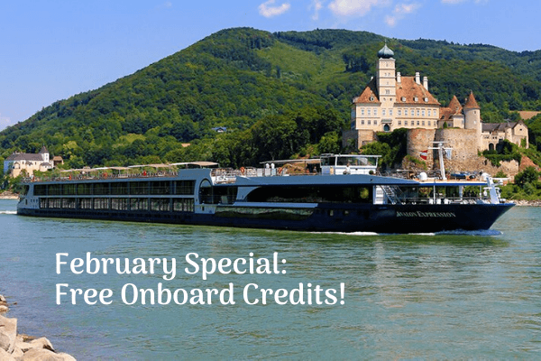 Feb Special – FREE Onboard Credits