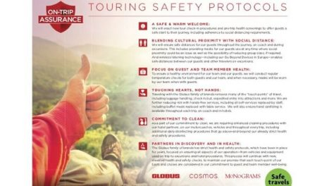 Globus' Safety Plans for Guided Tours