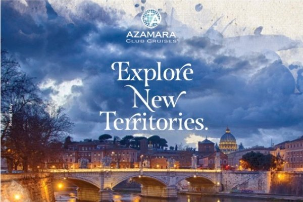 Azamara Club Cruises – Explore New Territories