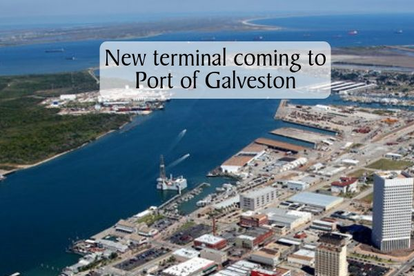 New $100M terminal coming to Port of Galveston