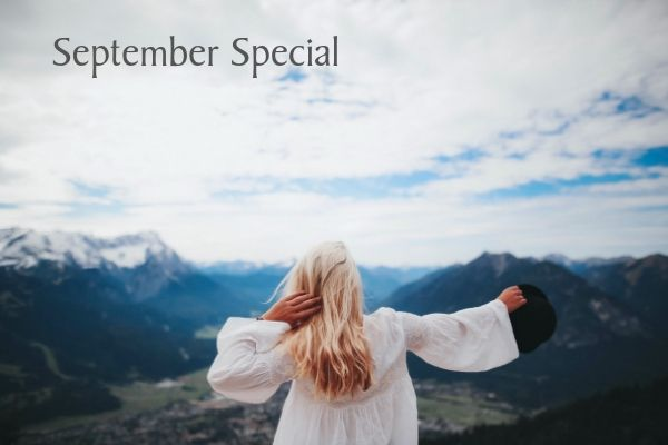 September Special – FREE Onboard Credits
