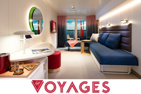 Virgin Voyages – Cabins