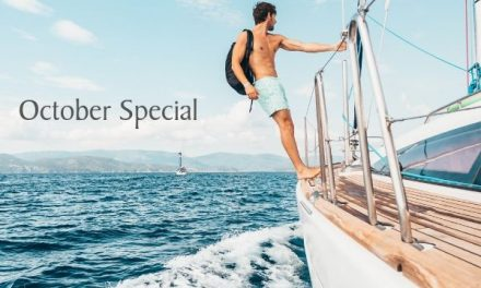 October Special – FREE Onboard Credits