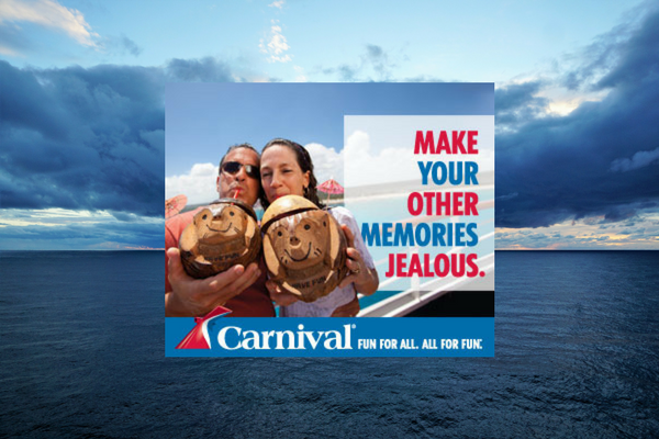 What's the best deal on Carnival Cruise Line?