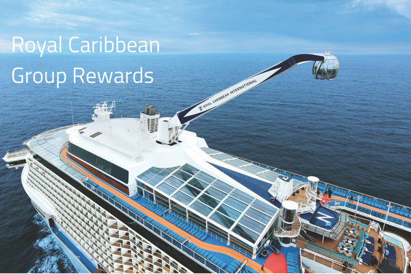 Royal Caribbean's New Group Rewards Program