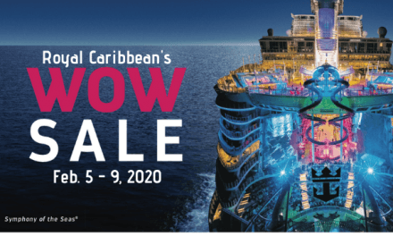 Royal Caribbean WOW Sale – now through Feb. 9th