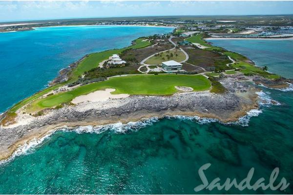 Golfing at Sandals Caribbean Resorts