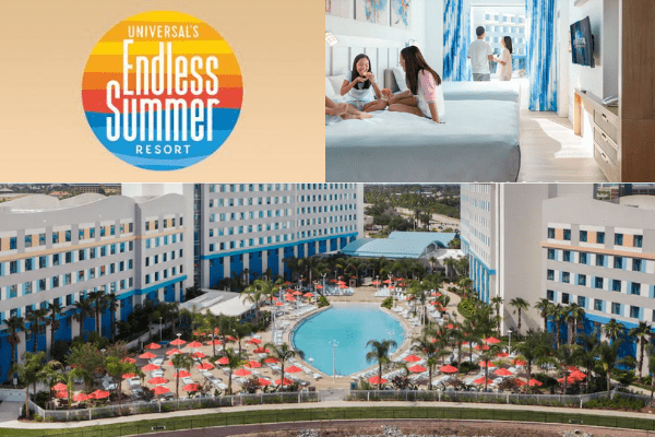 Universal Orlando's Surfside Inn and Suites